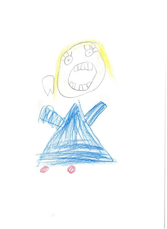 Bild von Frederik, 3 Jahre